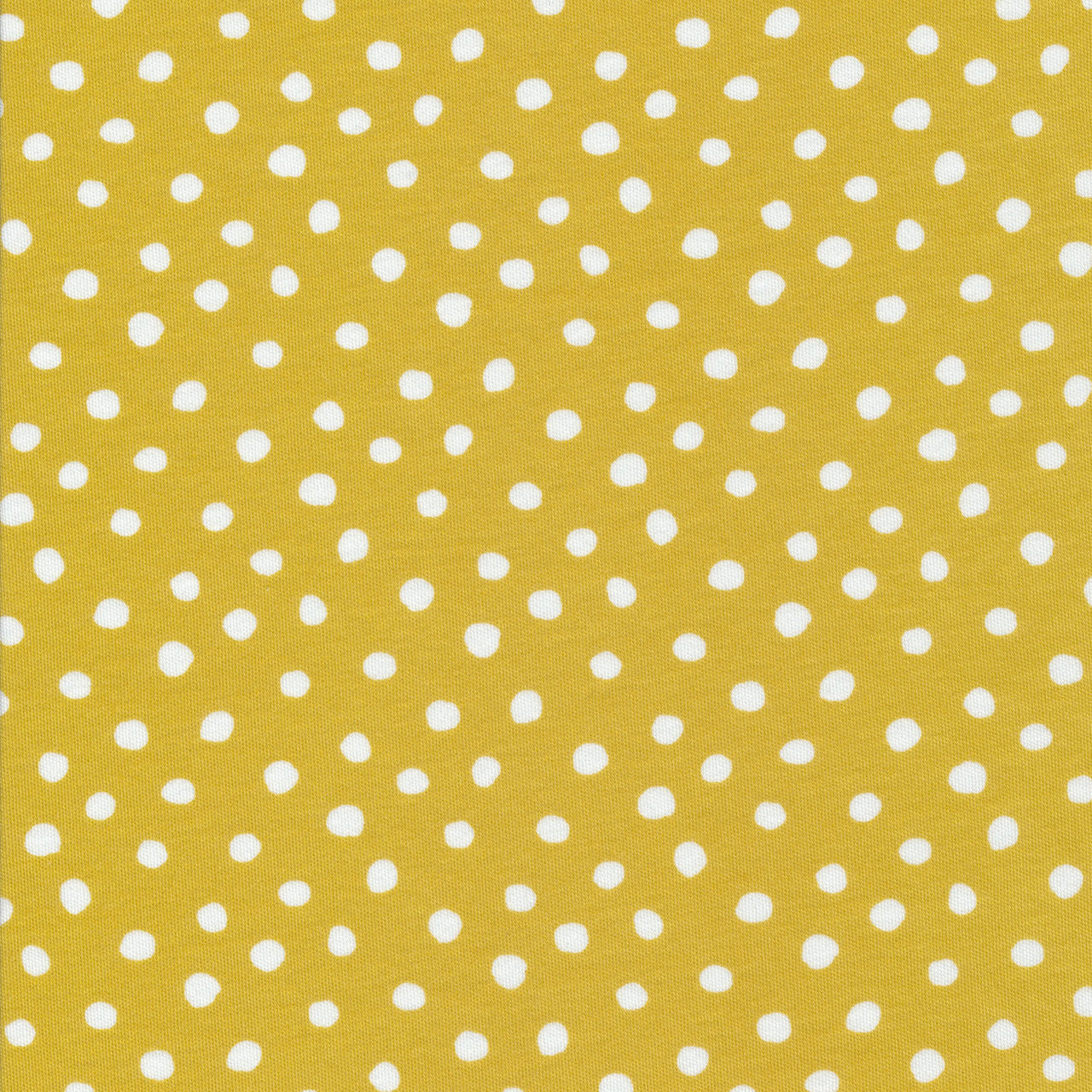 Knits by Jessica Jones : Dots in Gold : Cloud 9