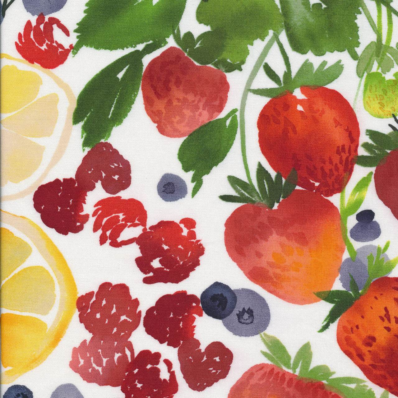 Berry Jam by Yao Cheng : Cloud 9 : Laminated Cotton