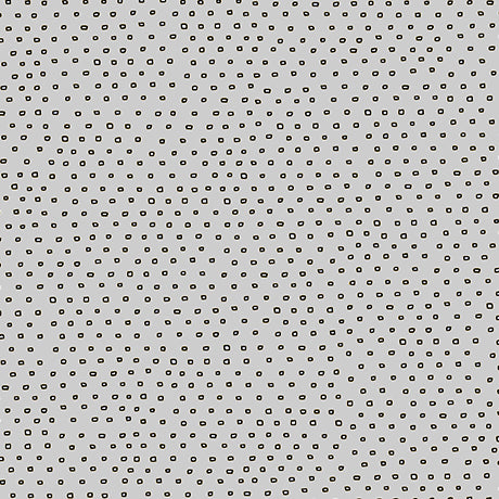 Pixie Dots : Square Dot Blender in Gray : Quilting Treasures