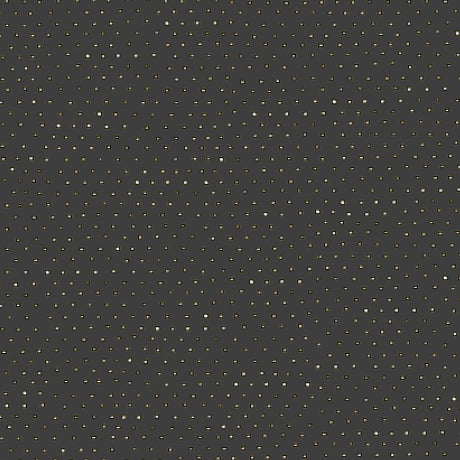 Pixie Dots : Square Dot Blender in Charcoal : Quilting Treasures