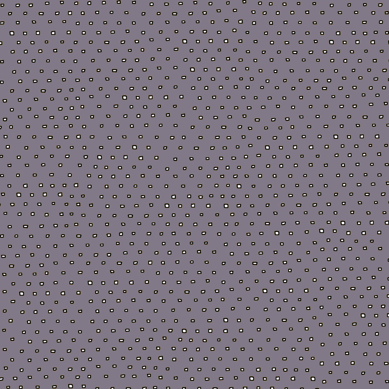 Pixie Dots : Square Dot Blender in Dusty Purple : Quilting Treasures