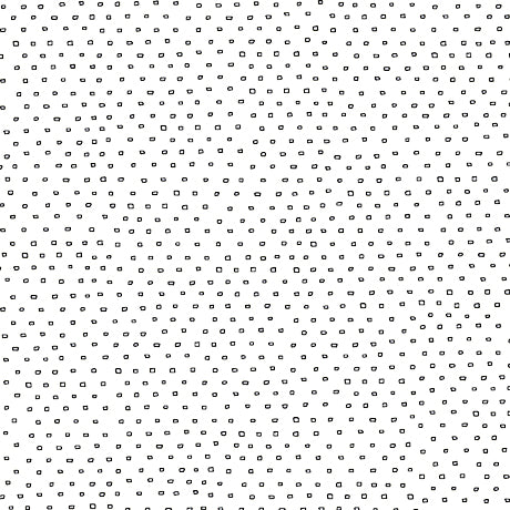 Pixie Dots : Square Dot Blender in White : Quilting Treasures