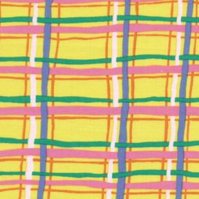 Brandon Mably : Plaid in Yellow : Free Spirit