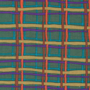 Brandon Mably : Plaid in Green : Free Spirit