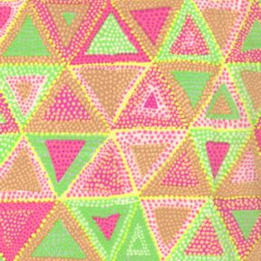 Brandon Mably : Beaded Tents in Pink : Free Spirit