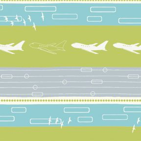 By Plane : JC-03 : Birch Fabrics
