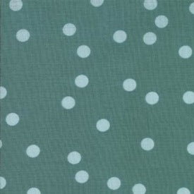 Zen Chic : Barcelona : 1535-24 Dots in Teal and Sky : Moda