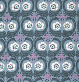 Violette by Amy Butler : AB141 Zinc : Free Spirit