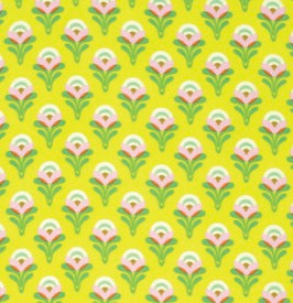 Clementine by Heather Bailey : HB053 Lemon : Free Spirit