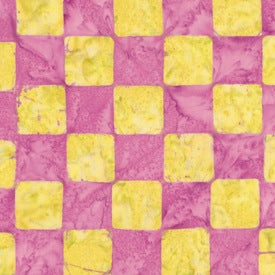 Artisan by Kaffe Fassett : Chess in Apple : Free Spirit : Batik
