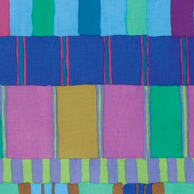 Artisan by Kaffe Fassett : Layered Stripe in Blue : Free Spirit