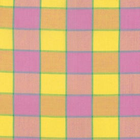 Artisan by Kaffe Fassett : Checkerboard Plaid in Pink : Free Spirit