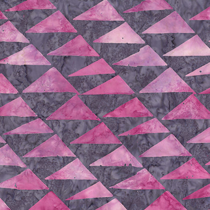 Artisan by Kaffe Fassett : Flags in Pink : Free Spirit : Batik
