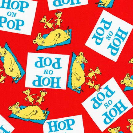 Hop on Pop by Dr Seuss : ade-17014-3 : Robert Kaufman