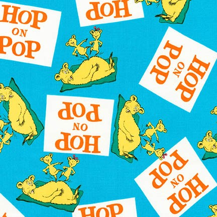 Hop on Pop by Dr Seuss : ade-17014-4 : Robert Kaufman