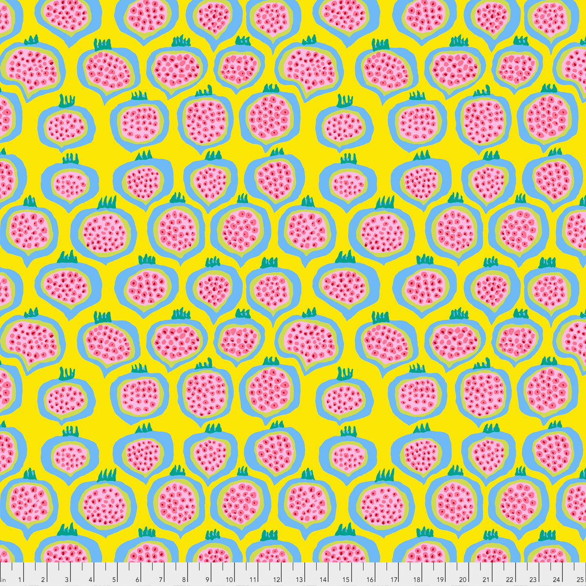 Brandon Mably Spring 2018 : Pomegranate in Yellow : Free Spirit
