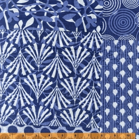 Kantha Cloth by Whistler Studios : 51750-X : Windham