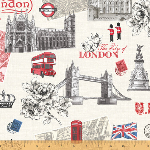 London by Whistler Studios : The City of London : Windham