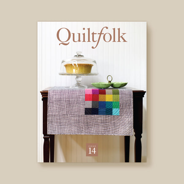 Quiltfolk Issue 14 : South Carolina