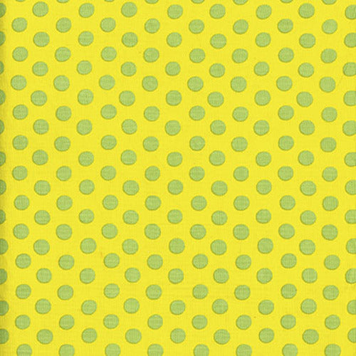 Kaffe Fassett : Spot in Yellow : Free Spirit