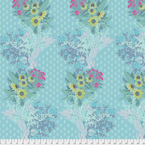 One Mile Radiant by Anna Maria Horner Conservatory Chapter 3 : Front Walk in Sky : Free Spirit Fabrics