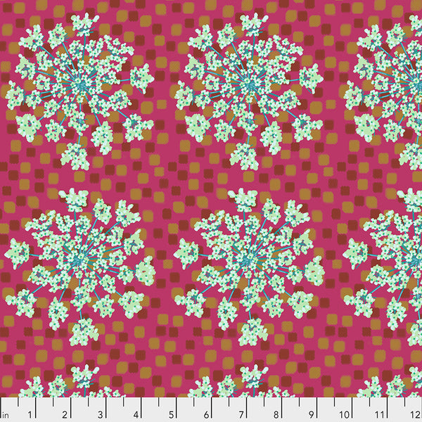 One Mile Radiant by Anna Maria Horner Conservatory Chapter 3 : Queen Anne in Apple : Free Spirit Fabrics