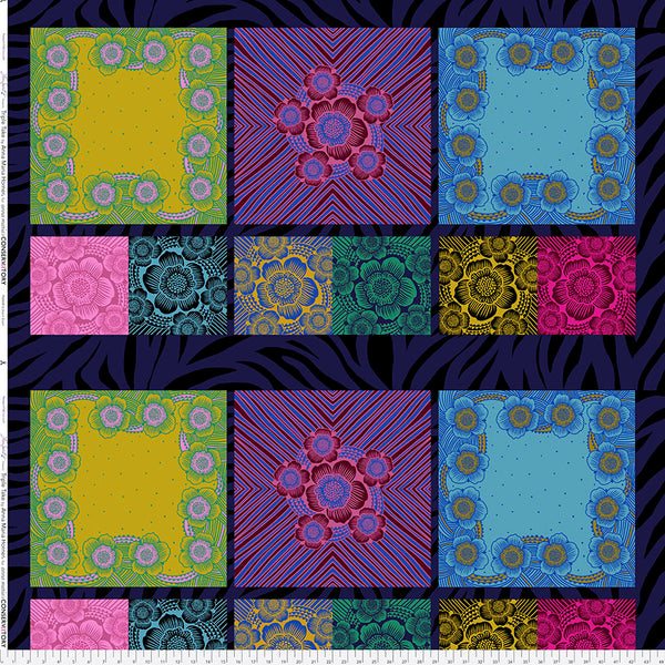 Triple Take by Anna Maria Horner Conservatory Chapter 4 : Boom Boom : Free Spirit Fabrics