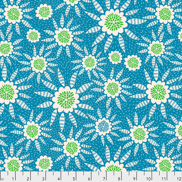 Triple Take by Anna Maria Horner Conservatory Chapter 4 : New Joy in Robin : Free Spirit Fabrics