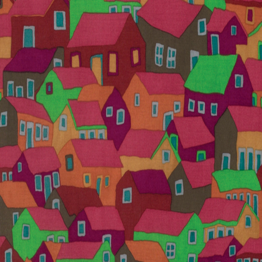 Brandon Mably : Shanty Town in Autumn : Free Spirit