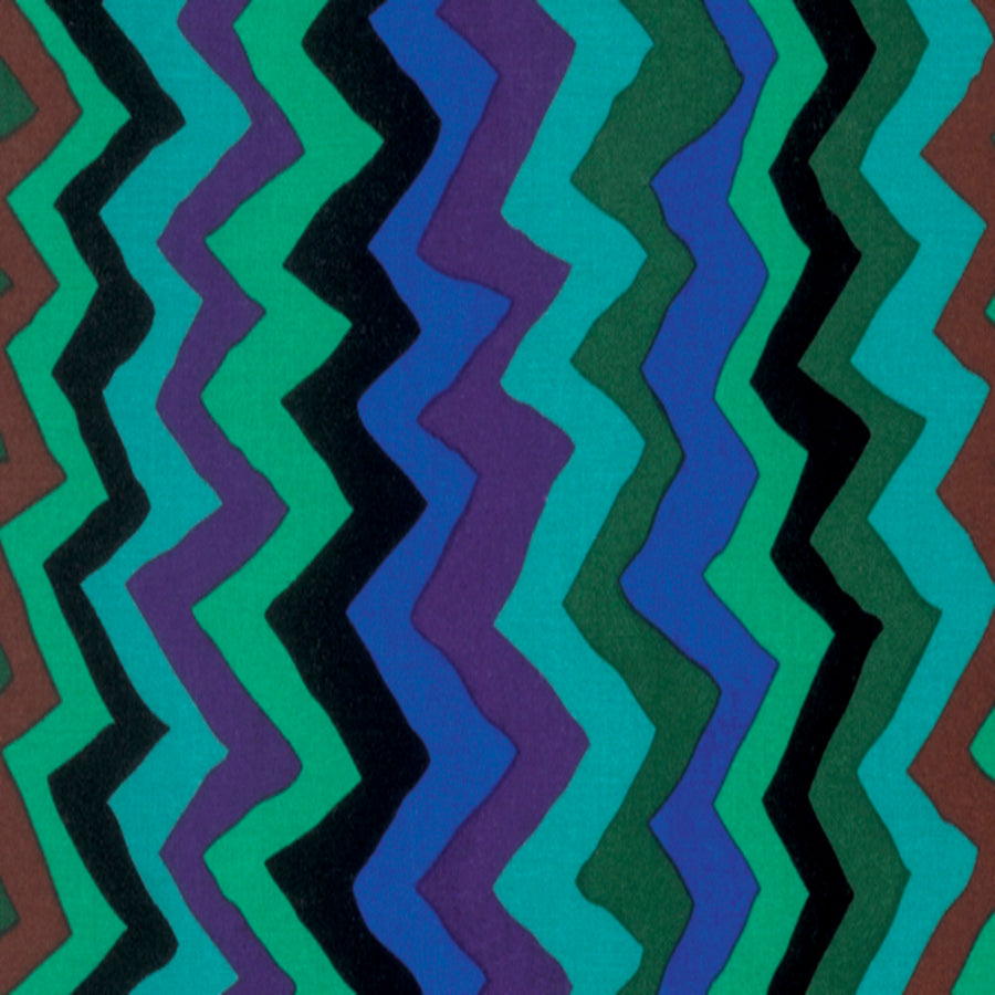 Brandon Mably : Sound Waves in Green : Free Spirit