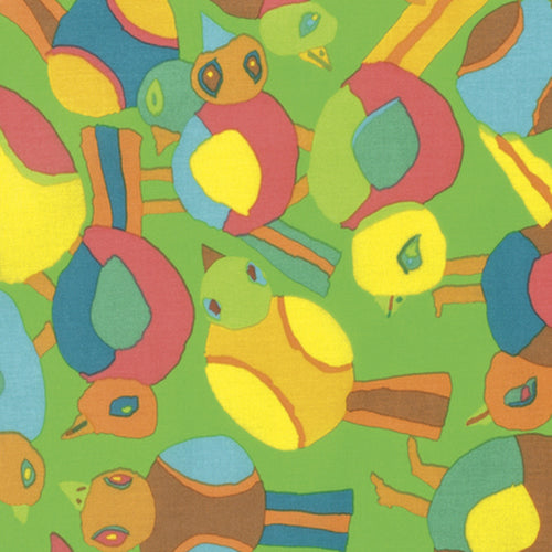 Brandon Mably : Round Robin in Lime : Free Spirit