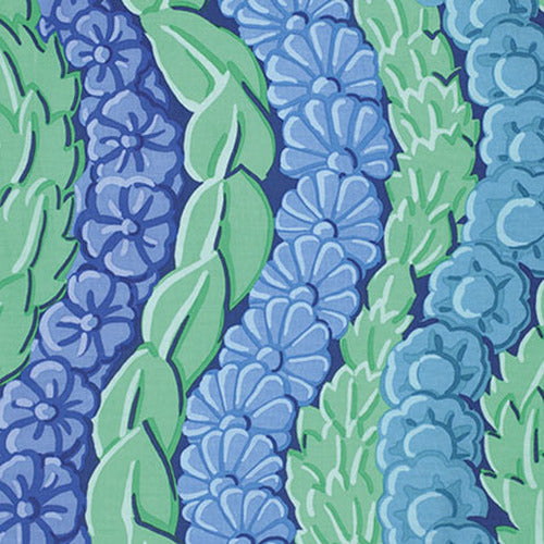 Kaffe Fassett : Serpentine in Blue : Free Spirit