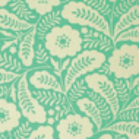 Clementine by Heather Bailey : HB059 Turquoise : Free Spirit