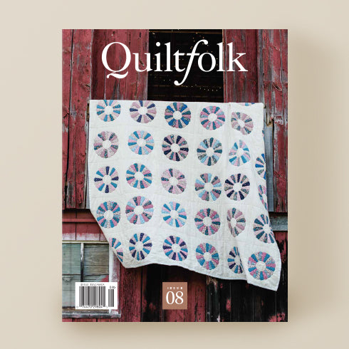 Quiltfolk Issue 08 : Michigan