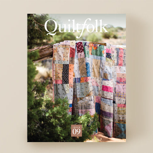 Quiltfolk Issue 09 : Utah