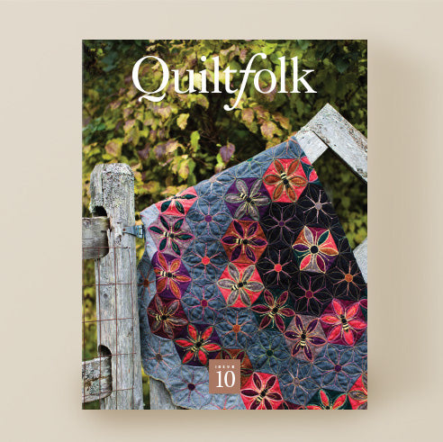 Quiltfolk Issue 10 : Vermont