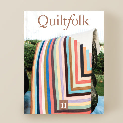 Quiltfolk Issue 11 : Southern California
