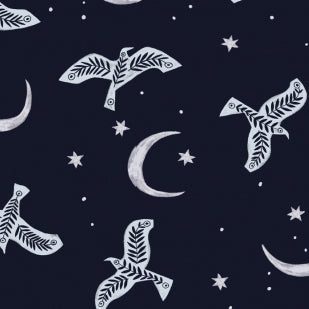 Ghostwood by Rae Richie : Moon Birds in Astral : Dear Stella