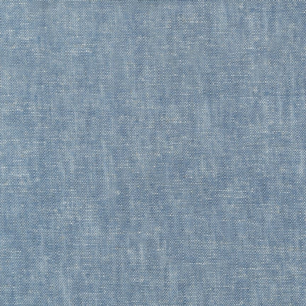 Brussels Washer Yard Dyed : Chambray : Robert Kaufman