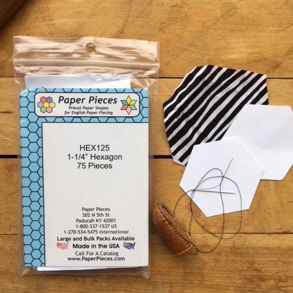 Introduction to English Paper Piecing