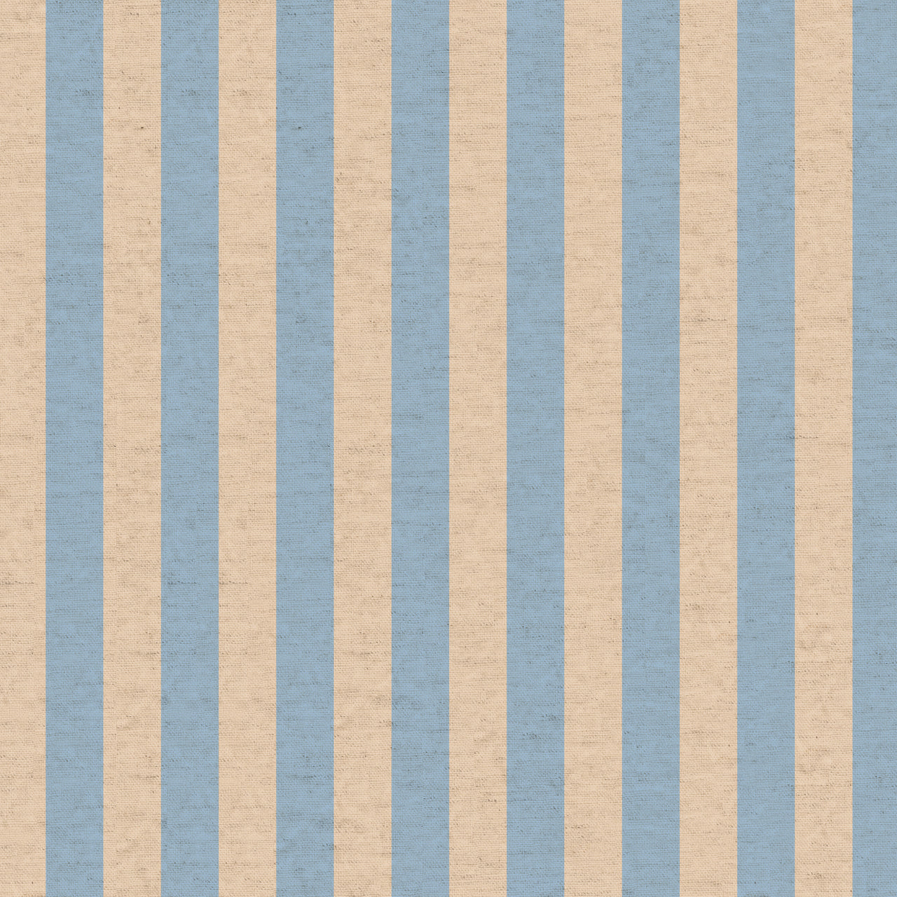 Primavera by Rifle Paper Co : Cabana Stripe in Periwinkle : Cotton and Steel : Canvas