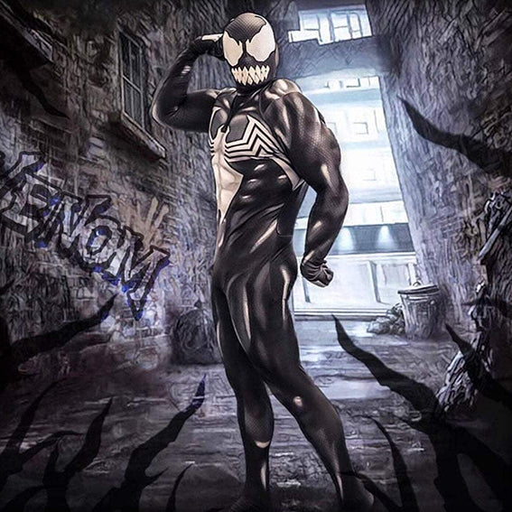 VENOM - SupergeekDesigns