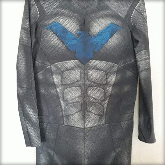 NIGHTWING SUPERHERO - SupergeekDesigns