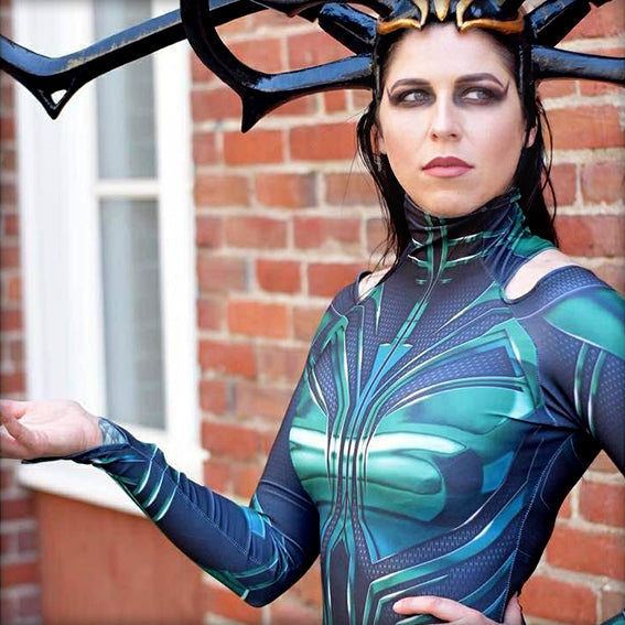 HELA - SupergeekDesigns