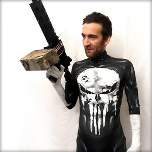 THE PUNISHER - SupergeekDesigns