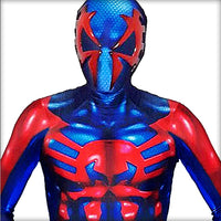 SPIDERMAN 2099 - SupergeekDesigns