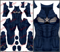 CAPTAIN AMERICA Stealth suit - SupergeekDesigns