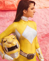 YELLOW POWER RANGER - SupergeekDesigns