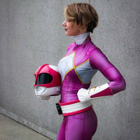 PINK RANGER - SupergeekDesigns