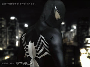 SYMBIOTE SPIDERMAN - SupergeekDesigns